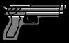 Pistolet (V - HUD - NG)