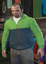 SubUrban (V - Zielona bluza z kapturem - 3)