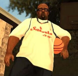 Big Smoke (SA - beta)