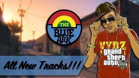 Blue Ark FM - GTA V Radio (Next-Gen)