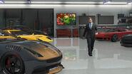 DLC High Life image promotionnelle garages GTA V