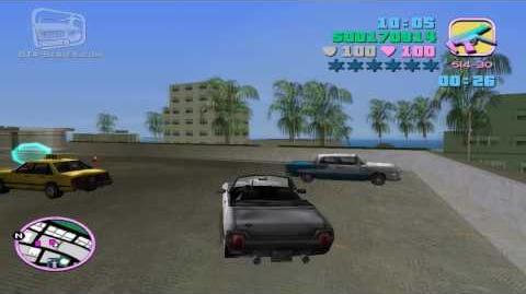 GTA Vice City - Walkthrough - Offroad Challenge - Cone Crazy