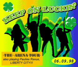 Keep on Luckin' (LCS)