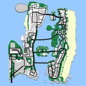 Vice City (VC) (mapa)