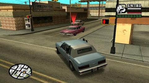 GTA San Andreas- Drive-Thru