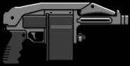 Strzelba automatyczna (V - HUD)