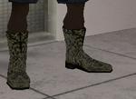 Victim (SA - Buty z wężowej skóry)