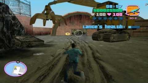 GTA Vice City - Walkthrough - Mission 18 - Death Row (HD)