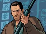 Персонажи в GTA Chinatown Wars