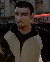 GTA IV Roman Bellic