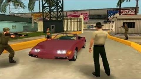 GTA Vice City Stories — Walkthrough — Mission 3 — Conduct Unbecoming
