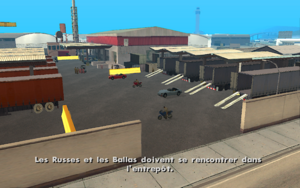Gray Imports GTA San Andreas (rencontre)