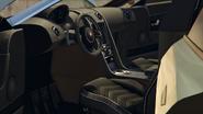 Raiden vue intérieur GTA Online