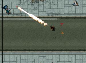 RocketLauncher gta2
