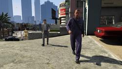 Wymiatanie biura (V)
