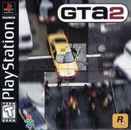GTA2 (PS - cover) (boxart)