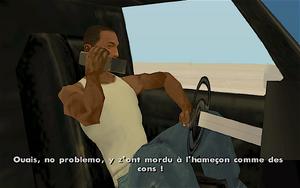 Lure GTA San Andreas (succès)