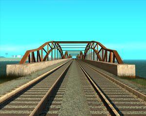 4а. Мост Фредерик