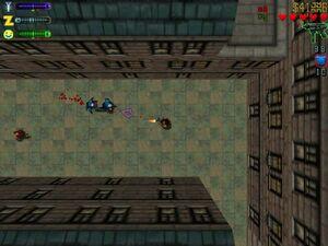 Bank Robbery! (4)