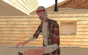 Green Goo GTA San Andreas (objectif)