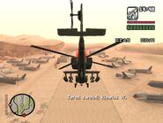 Szkoła pilotażu (Lądowanie helikopterem - 2)