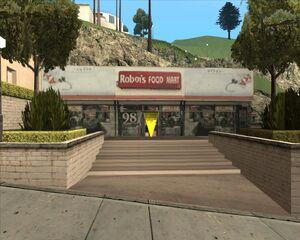 Roboi's Food Mart Mulholland