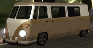 Camper GTA San Andreas (Jizzy)