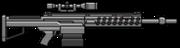 Ciężki Karabin Snajperski wer.2 (V - HUD)