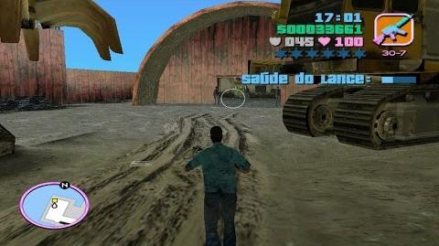 GTA Vice City- Corredor Da Morte