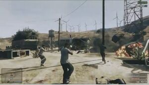 Gameplay de GTA Online