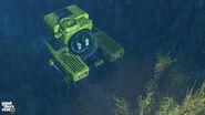 Submersible Kraken GTA V