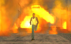End of the Line GTA San Andreas (sortie)