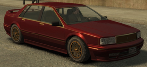 Primo Supercharged GTA iV