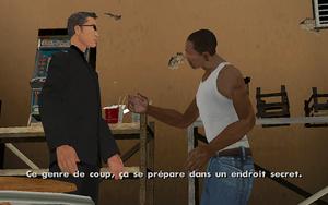 Architectural Espionage GTA San Andreas (lieu)