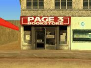 Page 3 Bookstore (VCS)