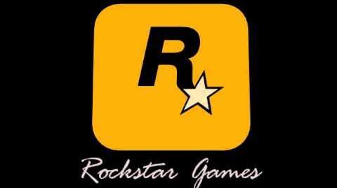 Gta vice city start up logo