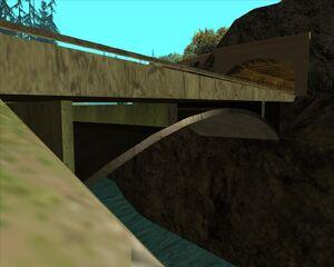 13. Мост над водой. Ричмэн
