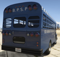 Bus penitencier gta 5