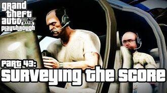 Grand Theft Auto V (PS3) - Fitando o Golpe - Legendado em Português
