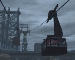 Liberty City Skycar (IV)