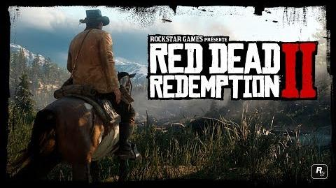Red Dead Redemption 2 bande-annonce officielle 2