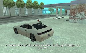 Zeroing In GTA San Andreas (mécanisme)