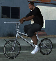 BMX (Carl) GTA San Andreas