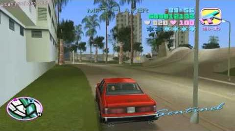 GTA Vice City — 39 — No Escape?