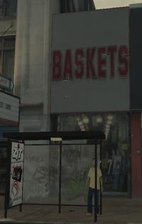Baskets Shop
