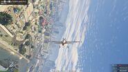Lot na żyletkę (V - 4)