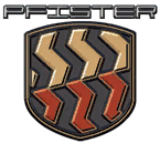 Pfister badge