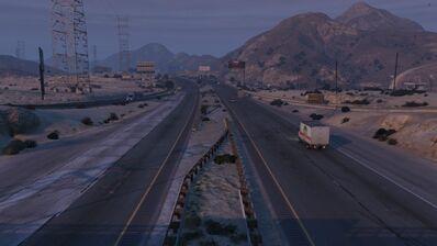 Senora Freeway
