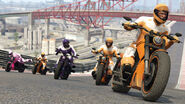 GTAO motos boulots bobos aspirations collectives