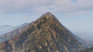 Mount Gordo-V